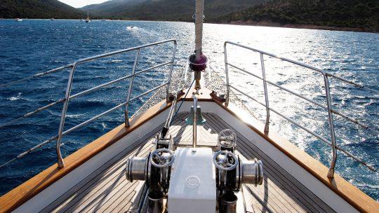 sailing classics deck