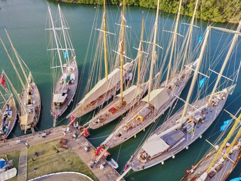 sailing classics caribbean