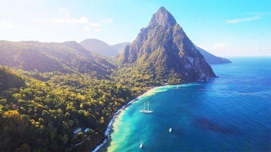 caribbean St Lucia