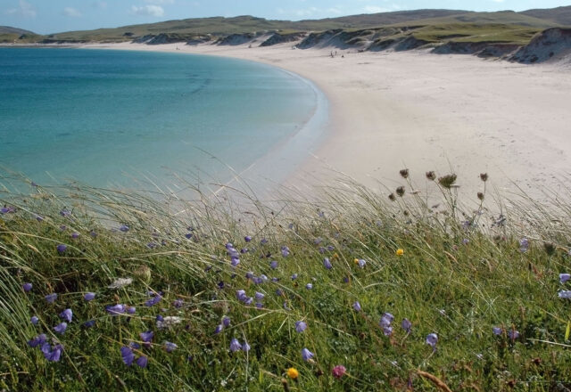 Cruising the Outer Hebrides; Barra & Uist Isles