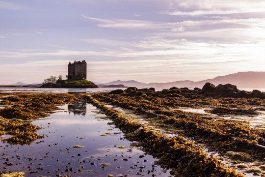 Scotland-Castle-Stalker-Mull