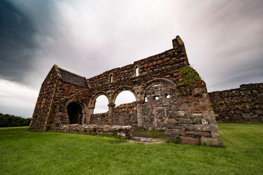 Scotland-Iona-Abbey-Nunnery