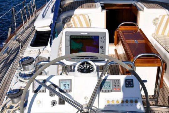 Skyelark cockpit