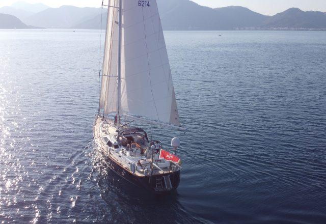 Sailing the Atlantic; Antigua to Gibraltar
