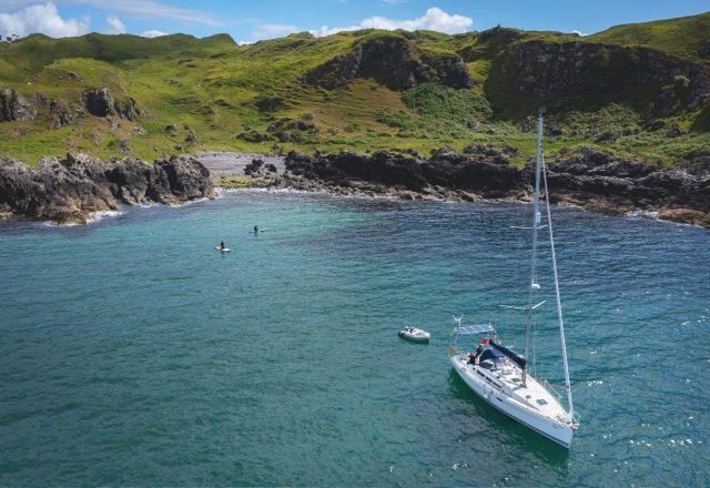 Sailing & Exploring the Hebrides