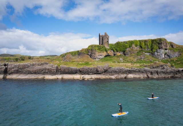 Wild Swimming in the Hebrides