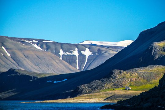 Svalbard hills