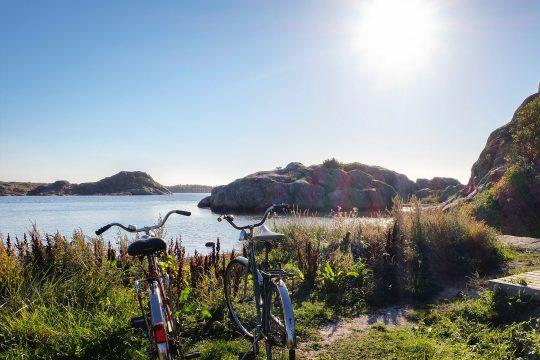 Sweden Gothenburg islands
