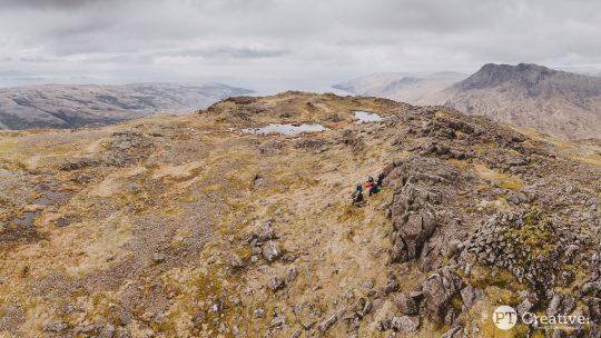 Trek and Sail Scotland