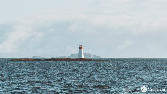 Trek and Sail scotland lighthouse