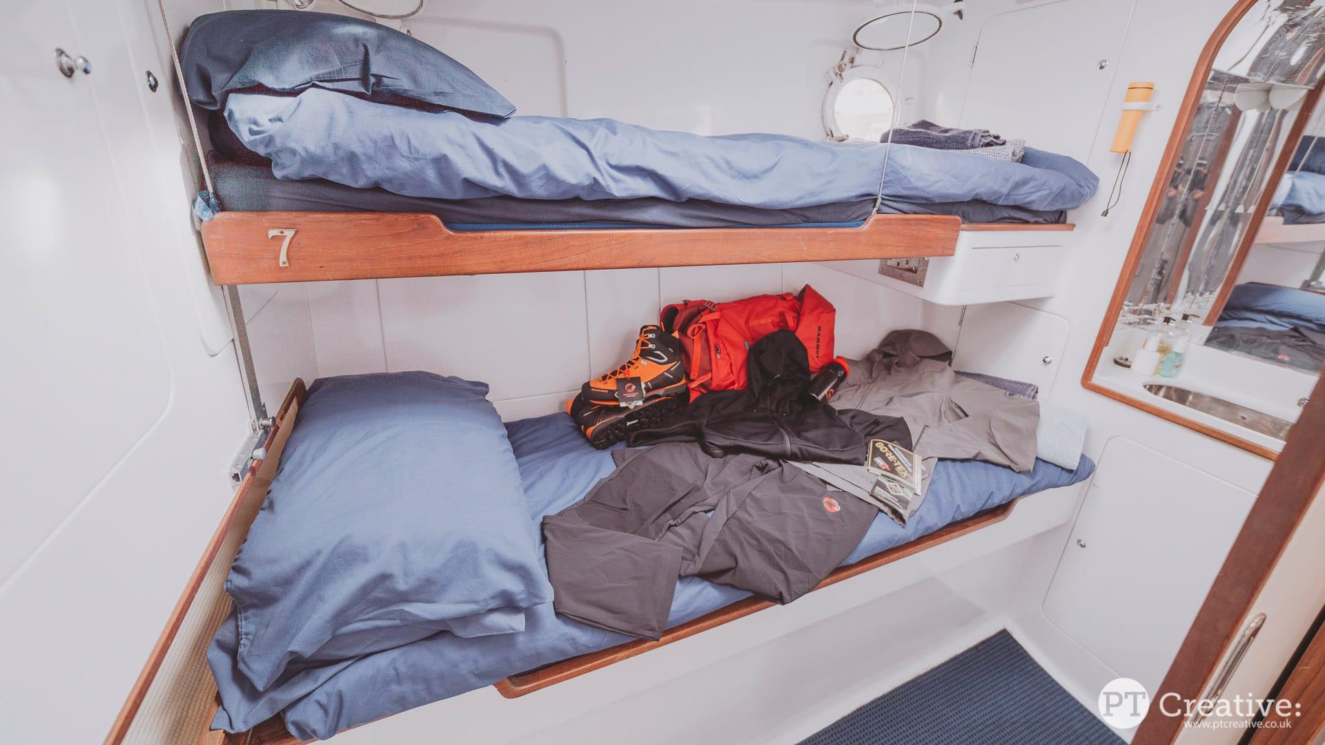 Trek and sail guest kit