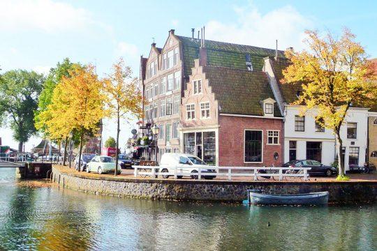 Trinovante Amsterdam to Denhelder