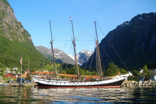 Trinovante Bergen - Stavnanger