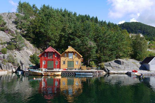 Sandefjord Norway cabins