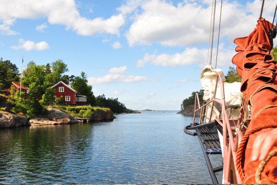 Sailing in Stavanger