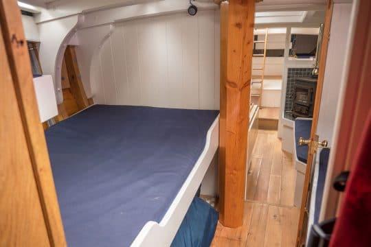 Unity sleeping area