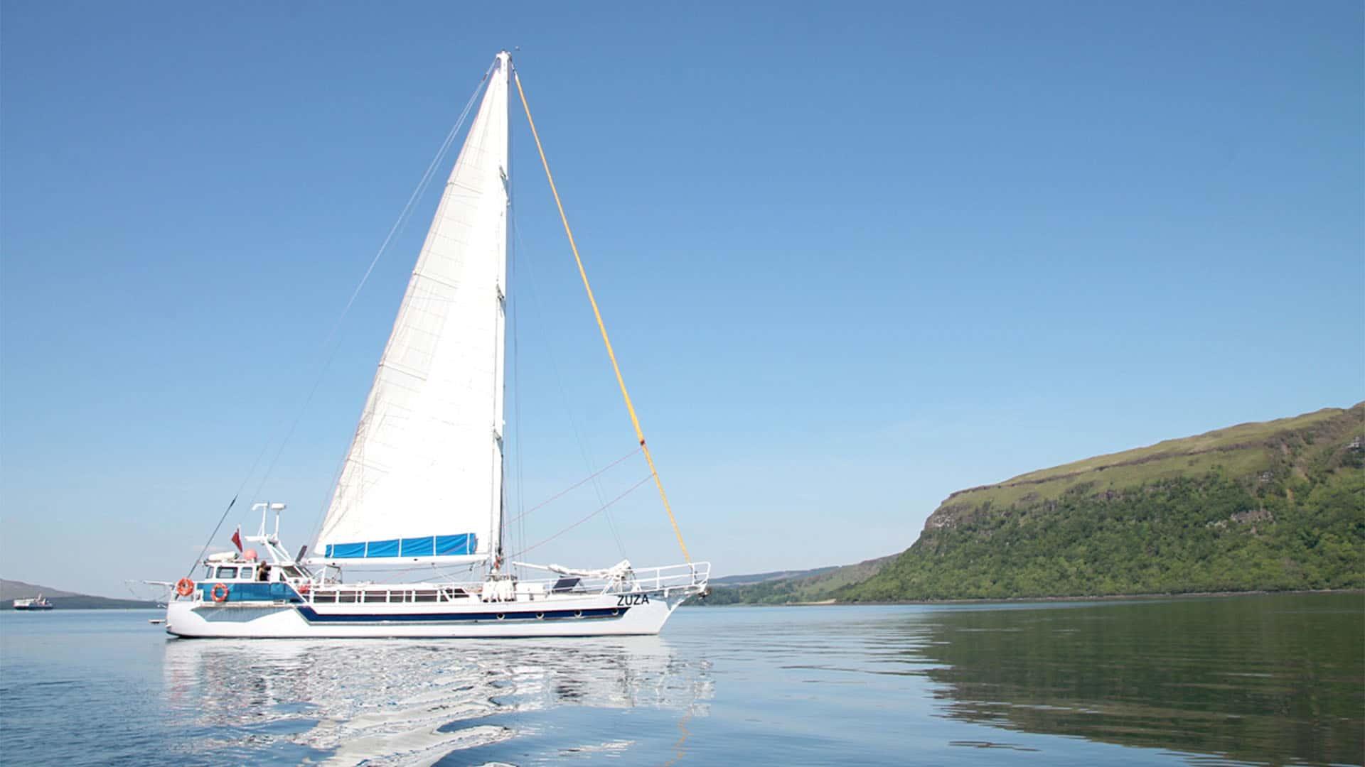 ZUZA full sail