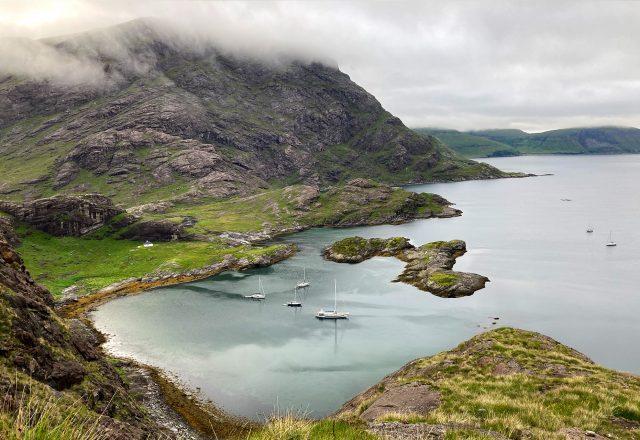 Sailing Expedition to St. Kilda, Scotland