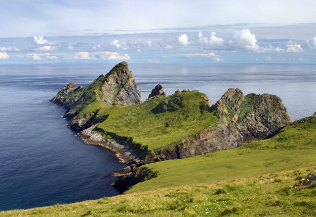Tall Ship Sailing in the Outer Hebrides, Shiants & St Kilda